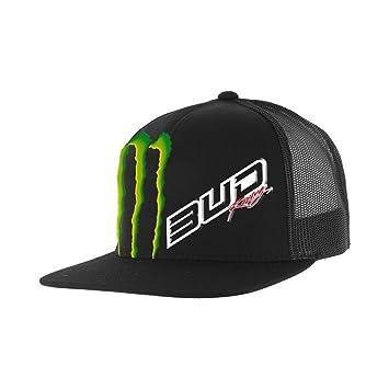 Gorra del Team Bud Racing Snapback - Talla única: Amazon.es: Coche y moto