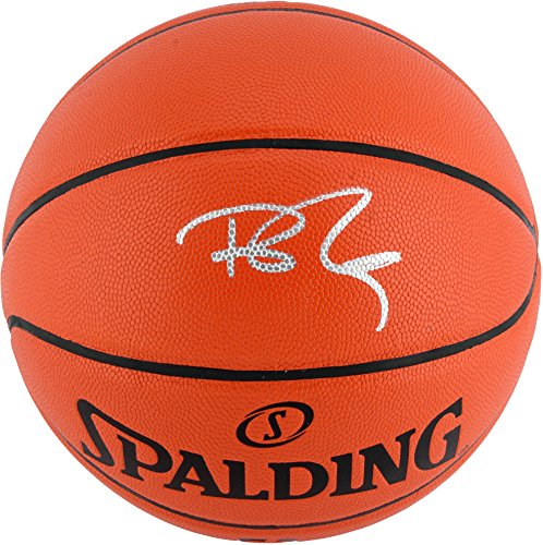 Rajon Rondo Los Angeles Lakers Autographed Indoor/Outdoor Basketball - Fanatics Authentic Certified - Autographed Basketballs