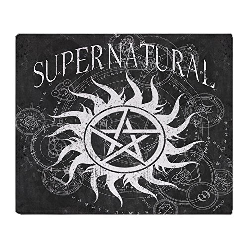 CafePress Supernatural Fleece Blanket Stadium