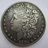 1884-CC USA Morgan Dollar coins COPY