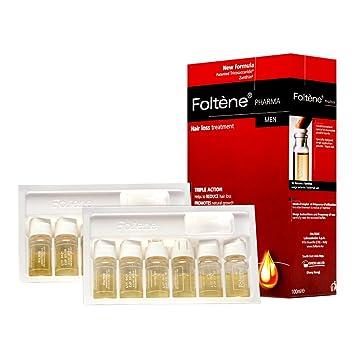 Tratamiento de cabello y cuero cabelludo para hombres de la marca Foltene, 100 ml: Amazon.es: Salud y cuidado personal