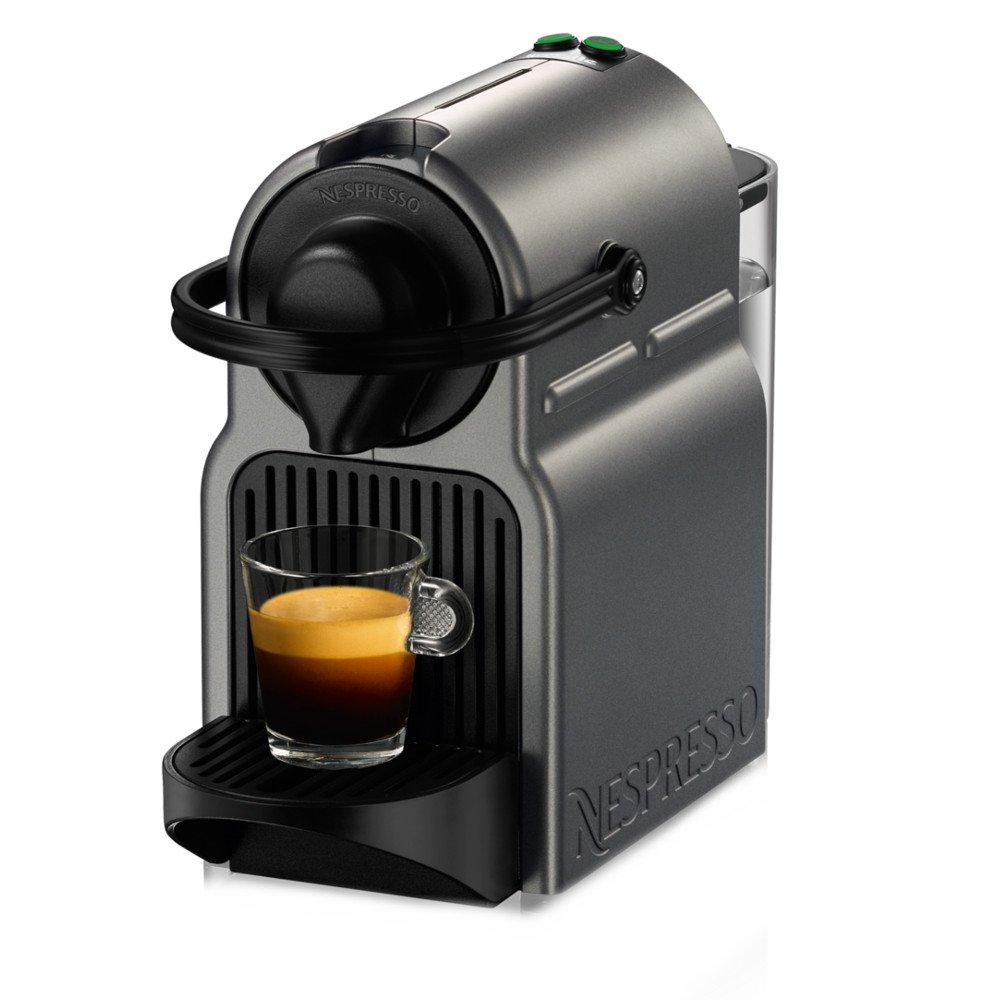 Nespresso Inissia Espresso Machine by Breville, Titan by Breville