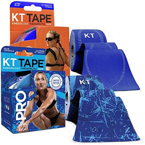 KT Tape Synthetic Kinesiology Resistance
