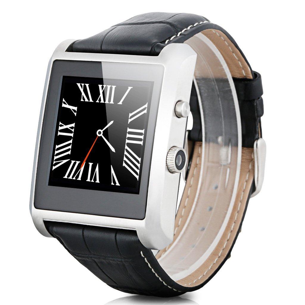 Diggro LF06 - Ajustable Smartwatch Reloj de Pulsera Bluetooth (HD IPS 1.54, Impermeable, Camara, Podometro, Monotor de Sueño, Anti-Perdida) ...
