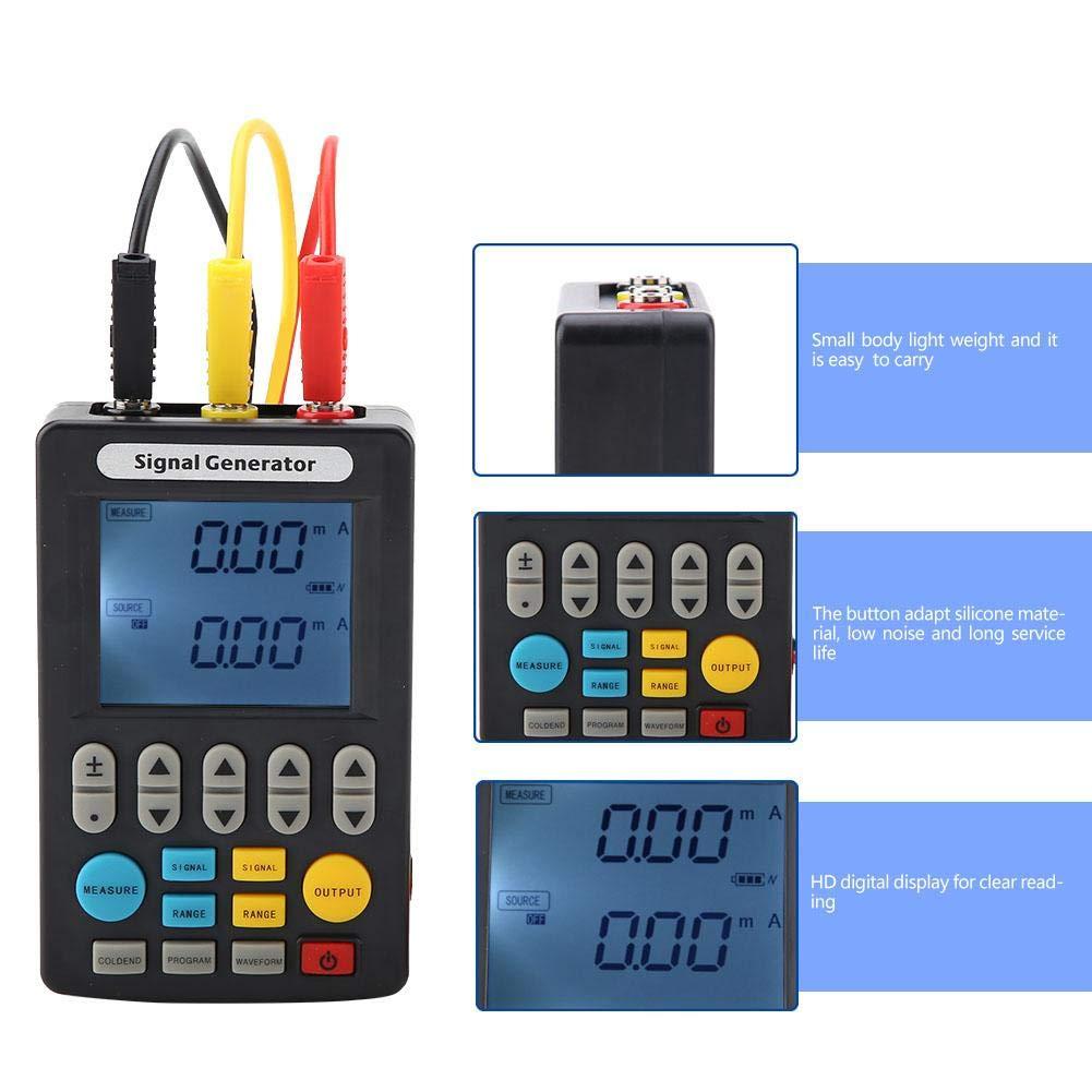 Signal Generator SIN-C702 Handheld HD Digital Display Signal Generator for Laboratory 0-10V(US Plug) by Akozon (Image #4)