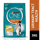 Purina One Adult Urinary Tract Health Dry Cat Food, 3.05 kilograms