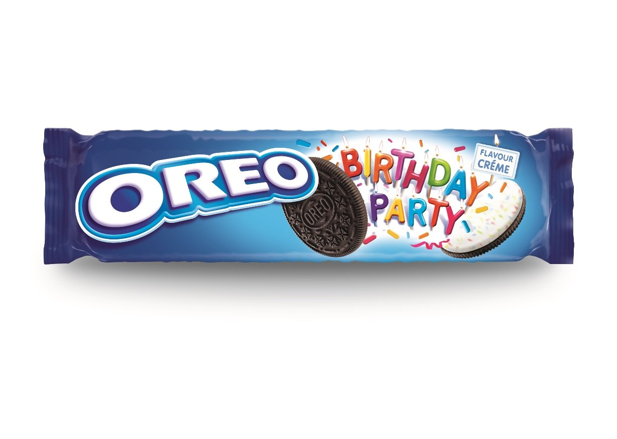 Oreo Birthday Party 154g Pack Amazon Grocery