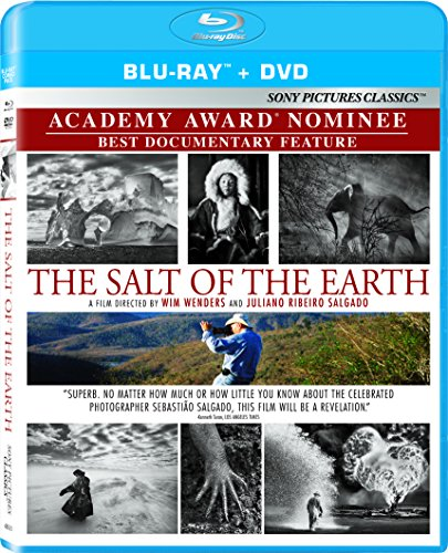 The Salt of the Earth (Blu-ray + DVD)