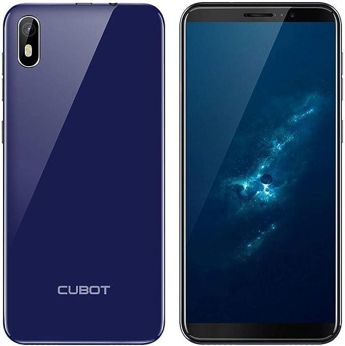 CUBOT J5 - Teléfono móvil (16 GB, Android 9.0 Pie), color azul y ...