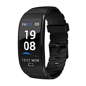 Sonnic Smart Watch for Men or Women, Fitness Tracker, Heart Rate Monitor Bracelet for iPhone or Android Phones with Step Counter, Calorie Counter, ...
