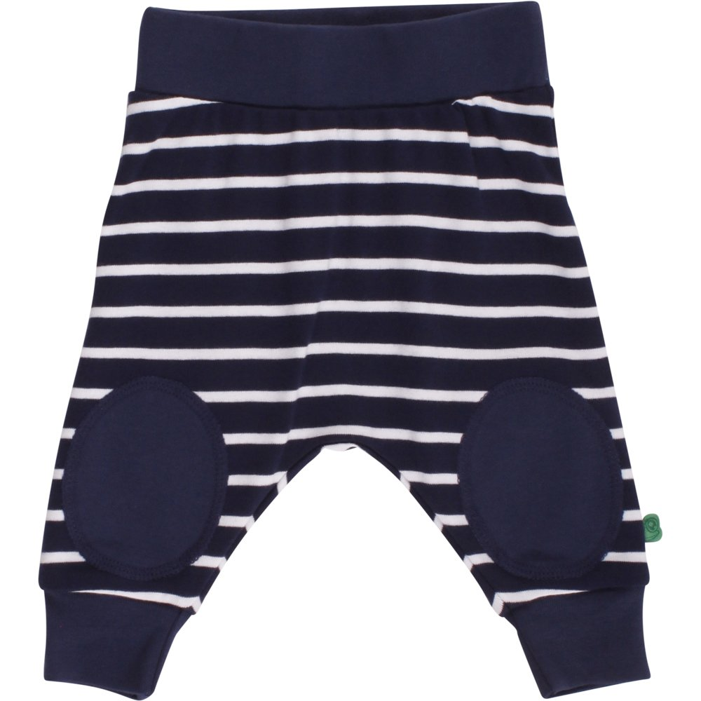 Fred's World by Green Cotton Stripe Funky Pants, Pantalones para Bebés, Azul (Navy/Cream 019800002), 3 años 1535036900