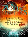 img - for Kissed by Fire A Zodiac Shifters Paranormal Romance (Maidens Book 2) book / textbook / text book