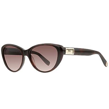 Amazon.com: Dsquared2 Gafas de sol Para Mujer dq0145 – 52 F ...