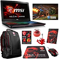 MSI GE62VR APACHE PRO-606 Enthusiast (i7-7700HQ, 16GB RAM, 500GB NVMe SSD + 1TB HDD, NVIDIA GTX 1060 6GB, 15.6 Full HD, Windows 10) VR Ready Gaming Notebook
