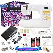 Janome Magnolia 7360 Sewing Machine and Accessories