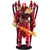 McFarlane DC Collector 7 Action Figure - WV2 - White Knight Azreal