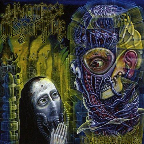 CD : Hammers of Misfortune - Dead Revolution (CD)