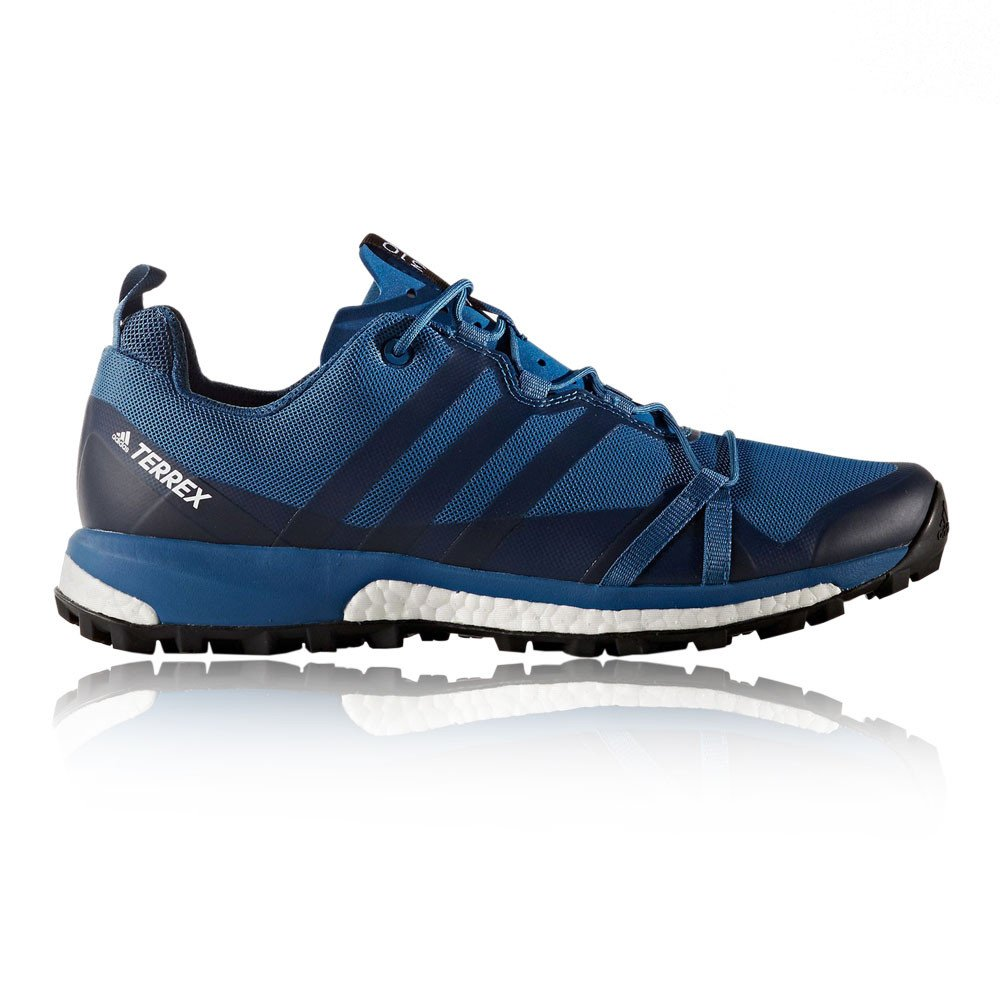 adidas Terrex Agravic Zapatilla de Correr Para Tierra - SS17 49.3 EU|Azul