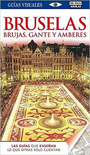 Bruselas, Brujas, Gante y Amberes (Guías Visuales): Amazon.es ...