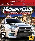 Midnight Club: Los Angeles - Complete Edition - PS3 [Digital