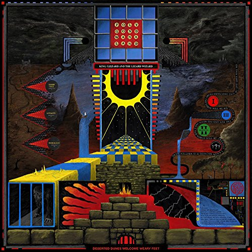 King Gizzard and The Lizard Wizard - Polygondwanaland - CD - FLAC - 2017 - FATHEAD Download