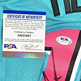 Tyler Herro signed jersey PSA/DNA Miami Heat