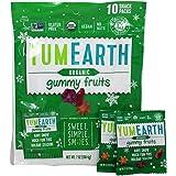 YUMEARTH Holiday Fruit Gummies, 198.4 GR