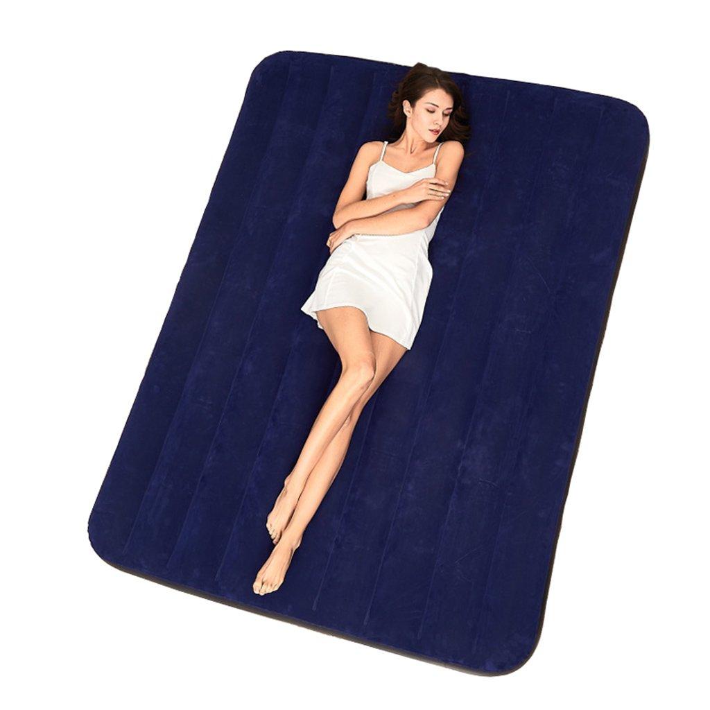Bed-LSS Bett, aufblasbare Luftpolster-Haushalts-Faule Klappbett-Tragbare Matratze