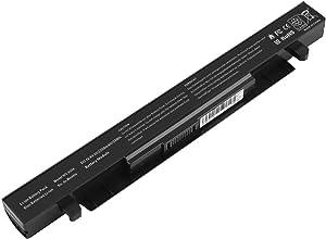 A41-X550A Battery for ASUS A41-X550 A41-X550A A450 P550 F550 F552 K450 k550 R510 X450 X550 A450C A550C X550A X550B X550D and More Series Laptop Notebook PC