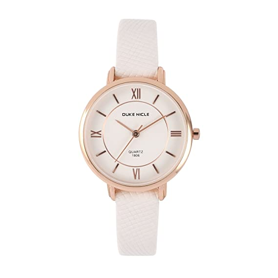 Womens Fashion Watch,Ladies Elegant Waterproof Quartz Rose Gold Case Roman Numeral Casual Wrist Watches
