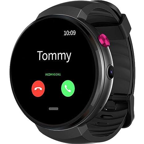 DXY Nuevo Reloj,Brazalete 4G Inteligente,WiFi Internet,Traducción Telefónica,GPS,
