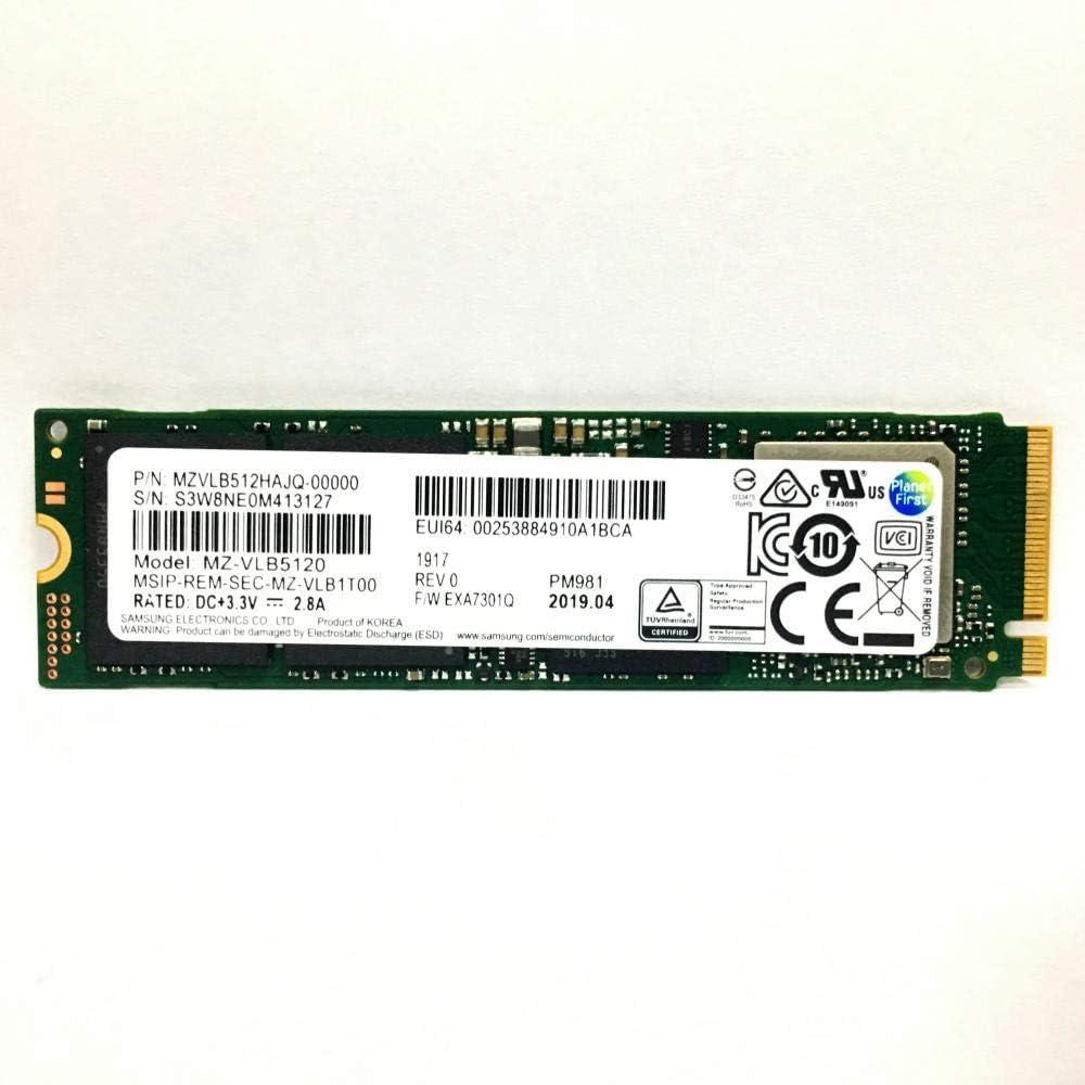 PM951 NVME 256GB 2280 M.2 PCI Express X4 SSD MZVLV256HCHP MZ-VLV2560 OEM