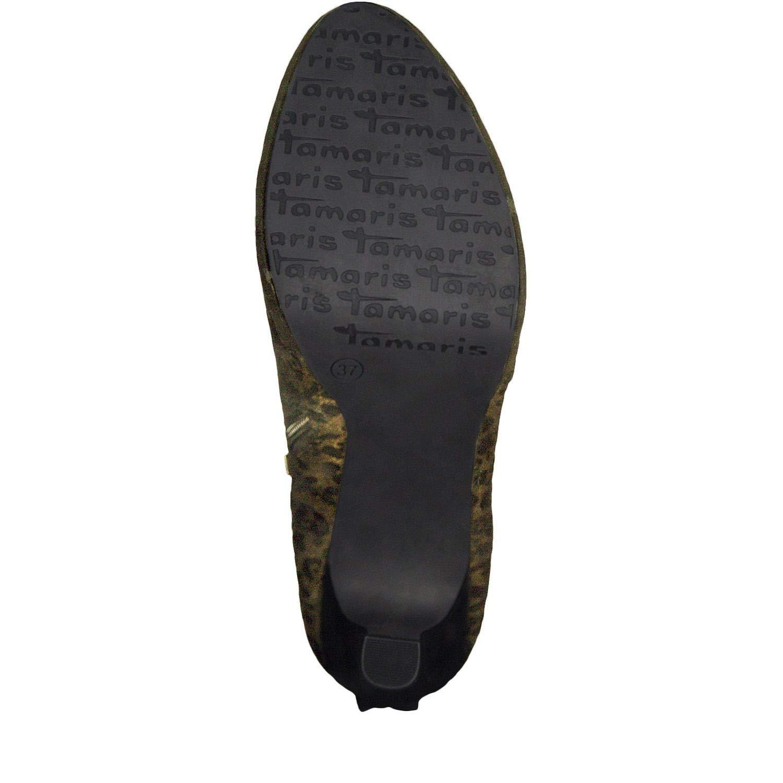 e0ab8b91b416a8 Tamaris Damen Stiefeletten Da.-Stiefel 1-1-25098-31 007 schwarz 539702   Amazon.de  Schuhe   Handtaschen