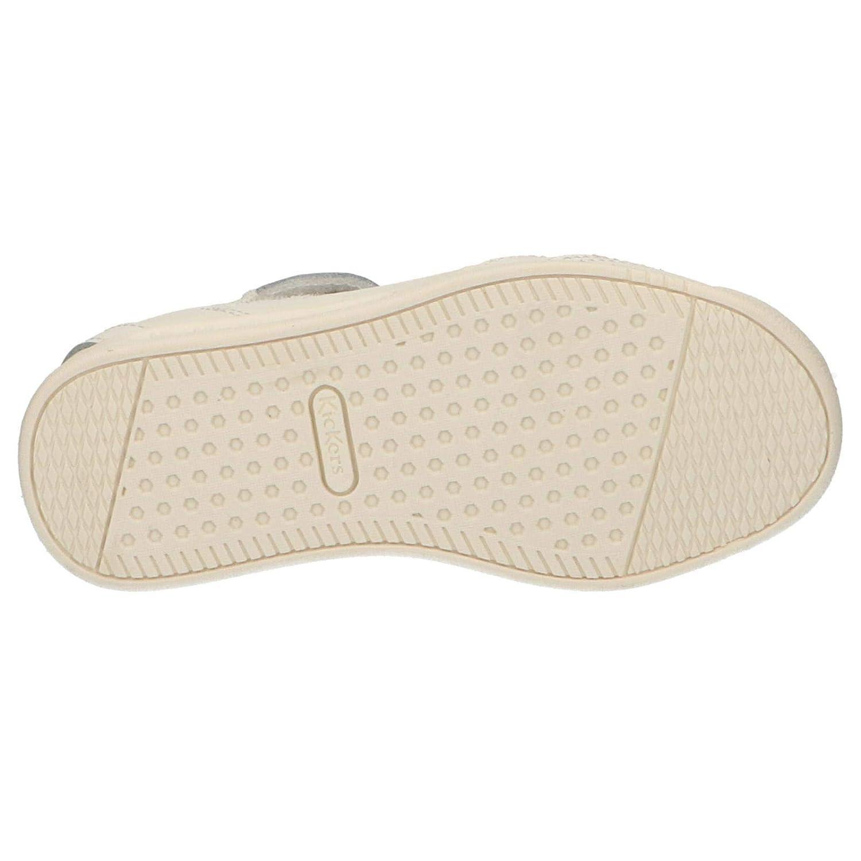 Kickers 18 Cdt Zip Sneakers Basse Mixte,