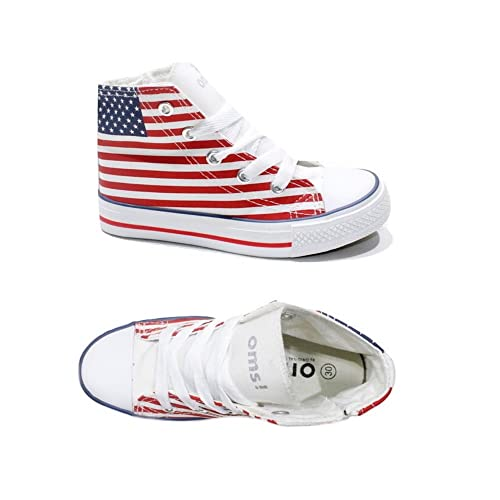 Scarpe Bimbo Bambino Ginnastica Original Marines Tela Sneakers America 77 (30) 9gUaSLDKB