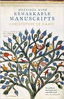 Book's Cover of Meetings with Remarkable Manuscripts (Inglés) Tapa dura – 1 septiembre 2016