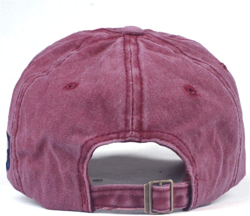 Unexceptionable-Baseball Caps Cotton Mensbaseball Cap Retro Fitted Cap Snapback Hat for Men Bone Women Gorras Casual Casquette Embroidery Cap