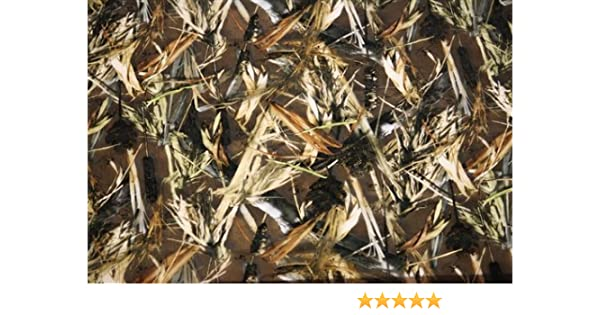 GRASSLANDS CAMO CAMOUFLAGE HUNTING HYDROGRAPHIC WATER TRANSFER HYDRO DIP KIT MY