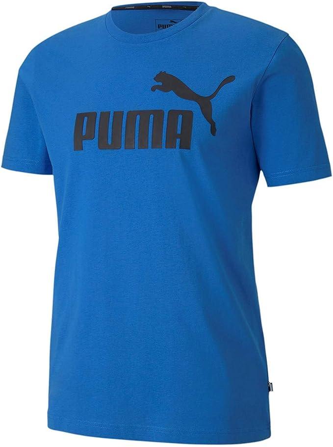 PUMA ESS Logo tee Camiseta, Hombre: Amazon.es: Deportes y aire libre