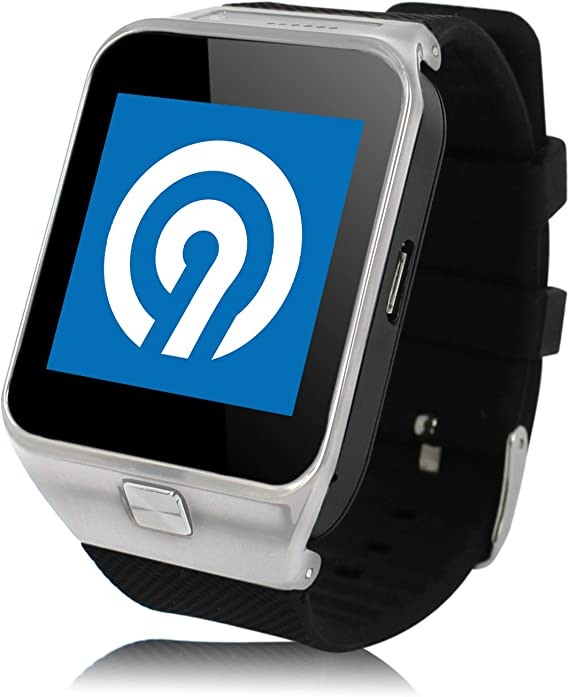 Ninetec - Smartwatch smart9 Plata: Amazon.es: Informática