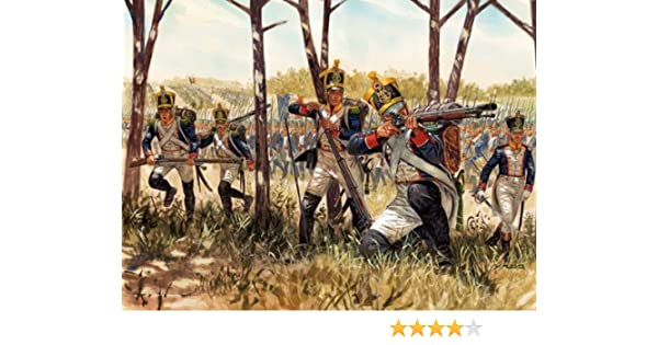 French Infantry of The Napoleon war Period, Italeri 510006066, 1:72