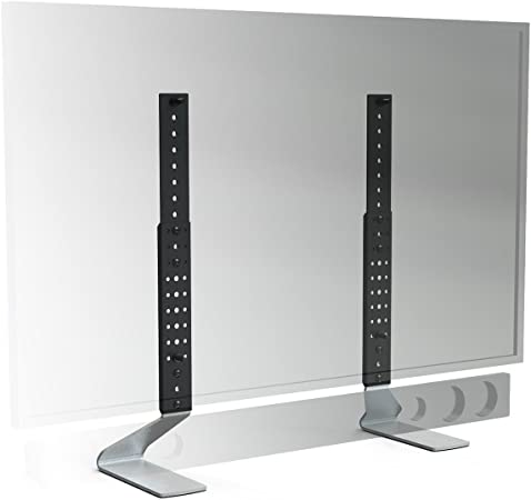 Erard Fit Up Xl 035310 Universal Tv Tischständer 40 65 Zoll Schwarz Heimkino Tv Video