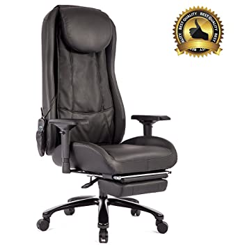 Pleasant Amazon Com Office Executive Gaming Swivel Heated Massage Creativecarmelina Interior Chair Design Creativecarmelinacom