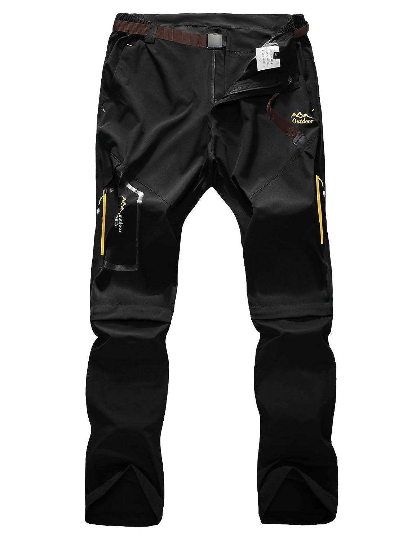 Echinodon Damen Leicht D/ünn Hose Sommer Fr/ühling Schnelltrockend Wasserabweisend Outdoorhose Trekkinghose