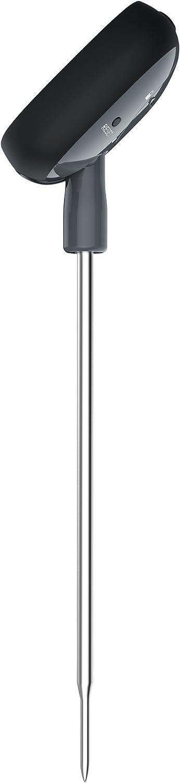 Acciaio inossidabile taglia unica Nero OXO lettura istantanea termometro