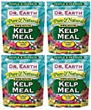 Dr, Earth Pure & Natural Kelp Meal 2 lb (Вundlе оf Fоur)