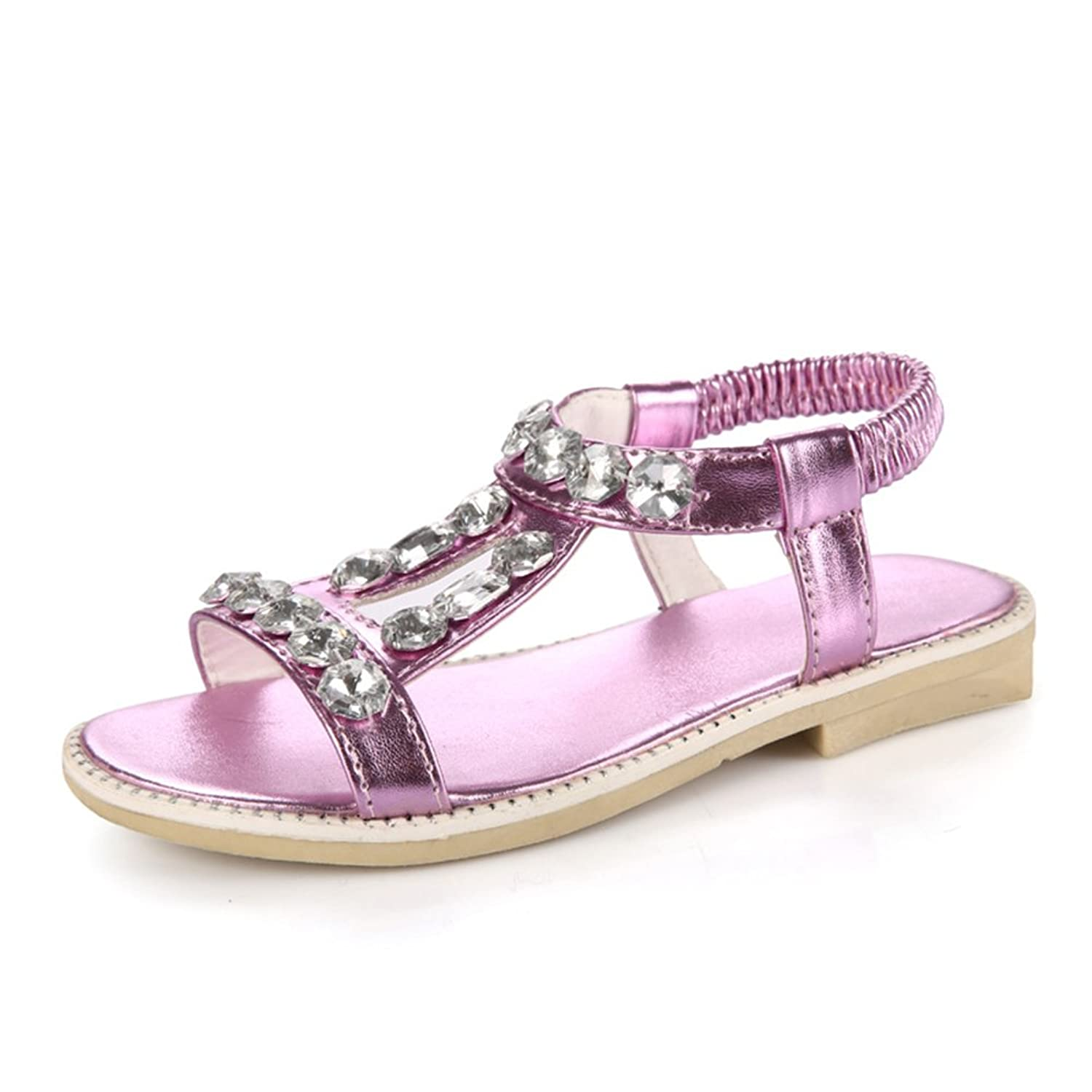 6c828206f0f6a Beude Jeweled Cute Summer Little Girls Toddler Sandals  5MjuC0609263 ...