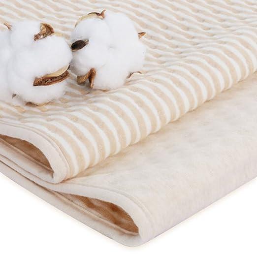 Resistente al agua para cama en la cama menstrual colchones protección de incontinencia para adultos, niños, o mascotas: Amazon.es: Hogar