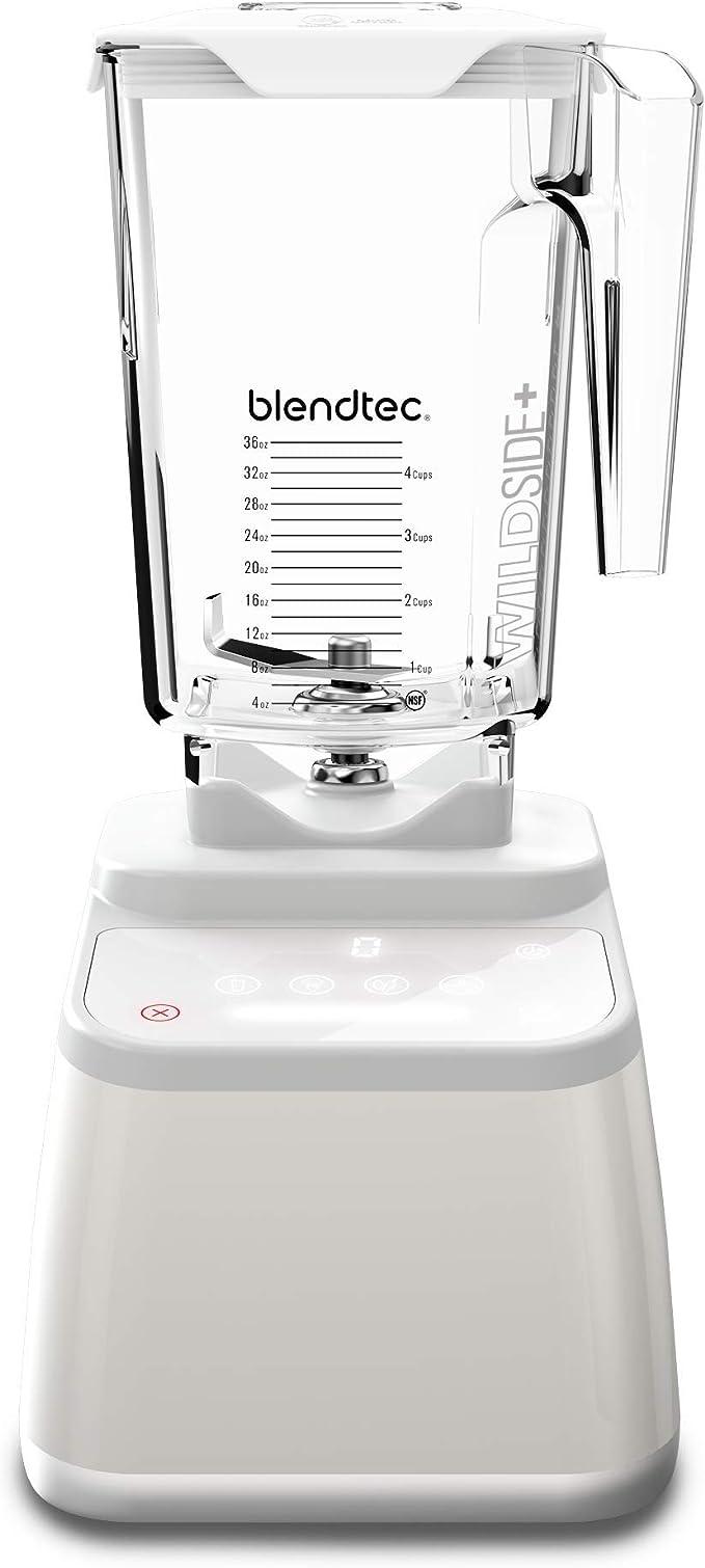 Blendtec Designer 625 - Licuadora (Tocar, Batidora de vaso, Blanco ...