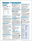 #8: Windows 7 Quick Reference Guide (Cheat Sheet of Instructions, Tips & Shortcuts - Laminated Card)